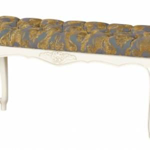 Bancheta capat pat ivoire Mogador